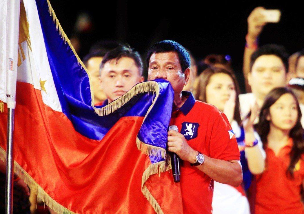 杜特蒂提出,欲將菲律賓國名改為「馬哈利卡」(Maharlika)? 圖/路透社