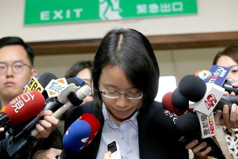 2018年春節過後發生的「北農事件」,時任總經理吳音寧成為媒體及政客攻擊的對象。 圖/聯合報系資料照