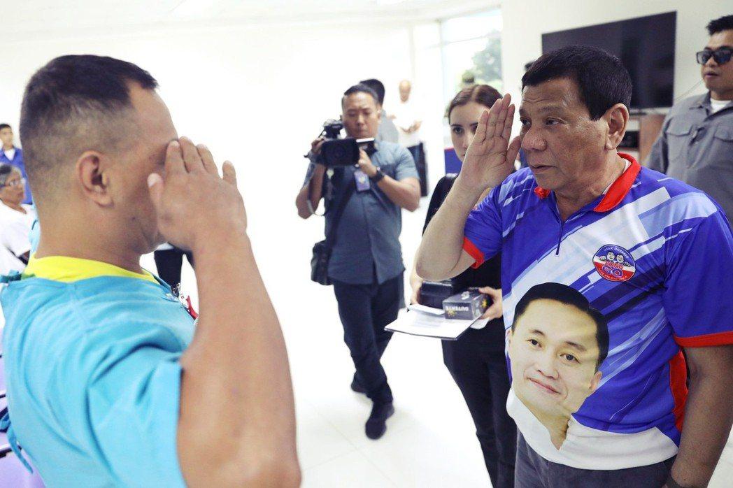 面對5月中即將要舉行的菲國參議員選舉,杜特蒂的「馬哈利卡」構想正是在候選人得以合...