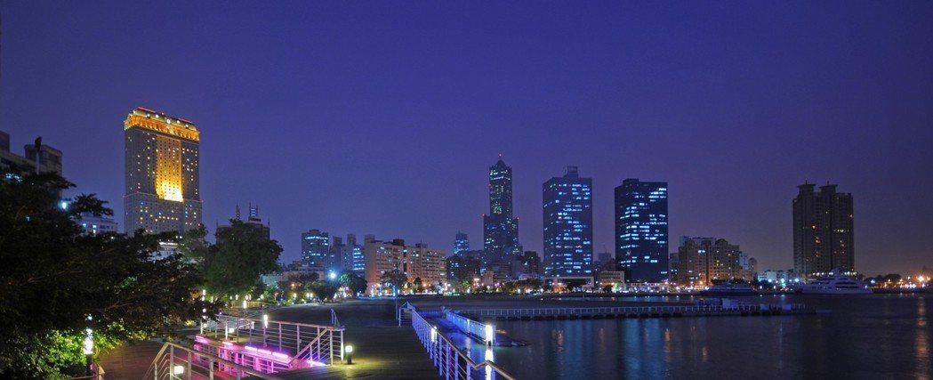 「三發晶沙」國際飯店宅,於亞洲新灣區&205經貿特區畔,璀璨登場。圖片提供/三發...