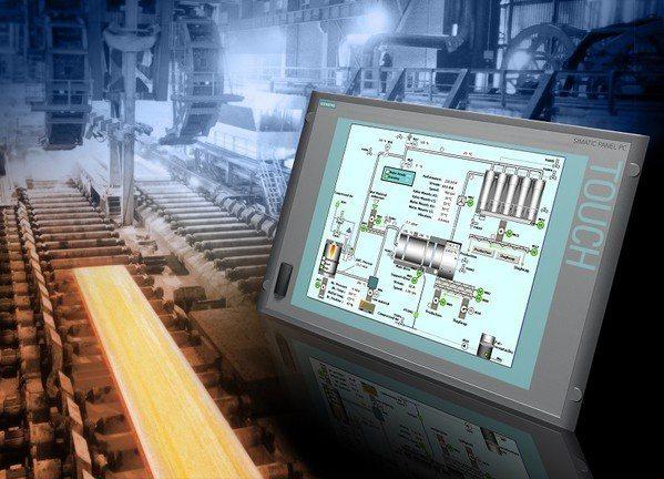 圖2 : HMI全面整合生產線已是未來趨勢。(Source: Siemens)