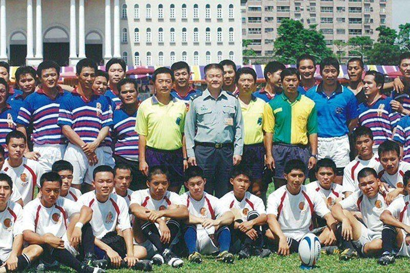 亞洲盃青年橄欖球比賽,陳良沛積極支持體育活動發展。