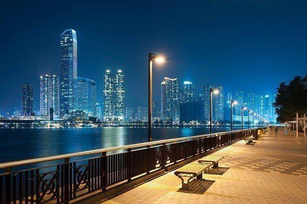圖四 : 應用NB IoT技術可為智慧城市照明帶來全新商機。