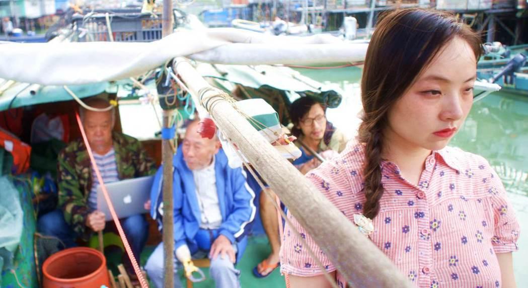 「三夫」4月26日在台完整上映。圖/海鵬影業提供