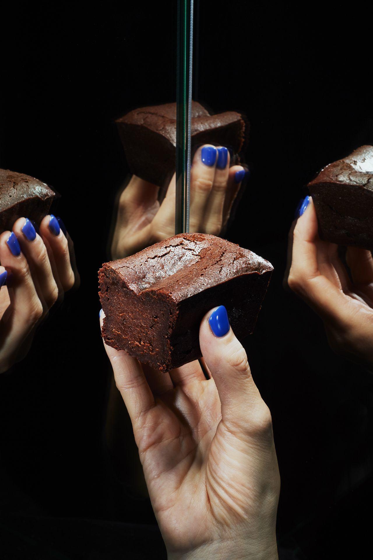 全台獨家首賣的自由之丘Chocolaphil,以濃郁香甜的古典巧克力蛋糕受到歡迎...