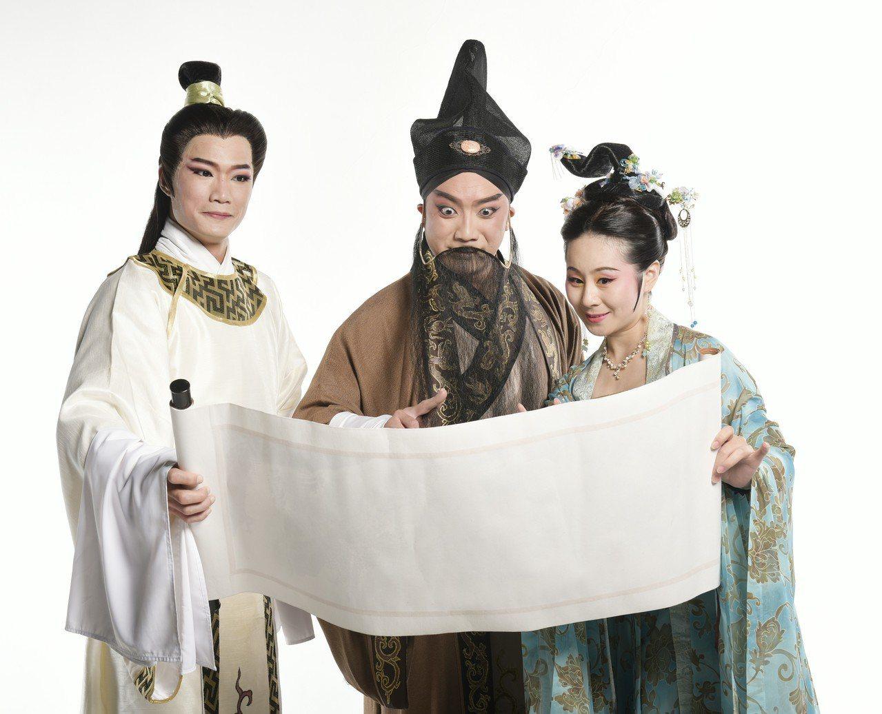 榮興客家採茶劇團於2019台灣戲曲藝術節推出「地獄變」,將於4月19日、20日、...