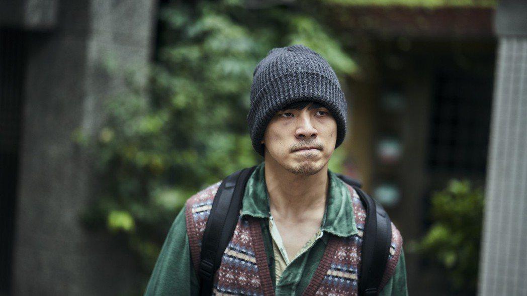 林哲熹在「我們與惡的距離」戲中詮釋思覺失調症患者,演技受好評。圖/公視提供