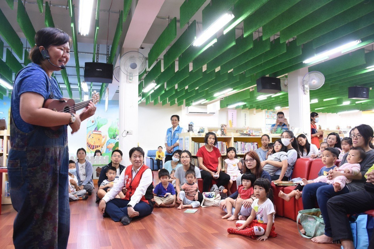 花蓮市公所規劃4場「Riyar洄瀾海」文化教室,讓親子有海洋生態永續觀念。圖/花...