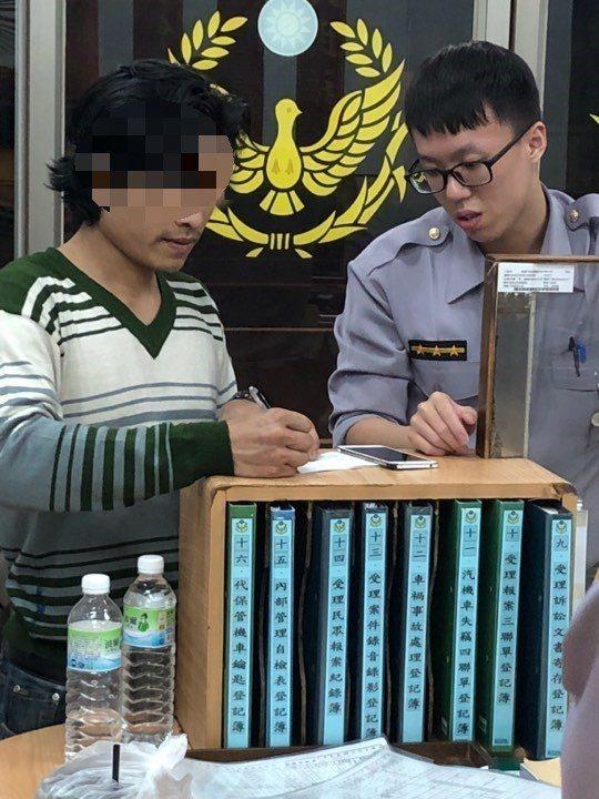 緬甸籍旅客Nay Myoehtut6天前持觀光簽證,從韓國搭乘郵輪進入高雄自由行...