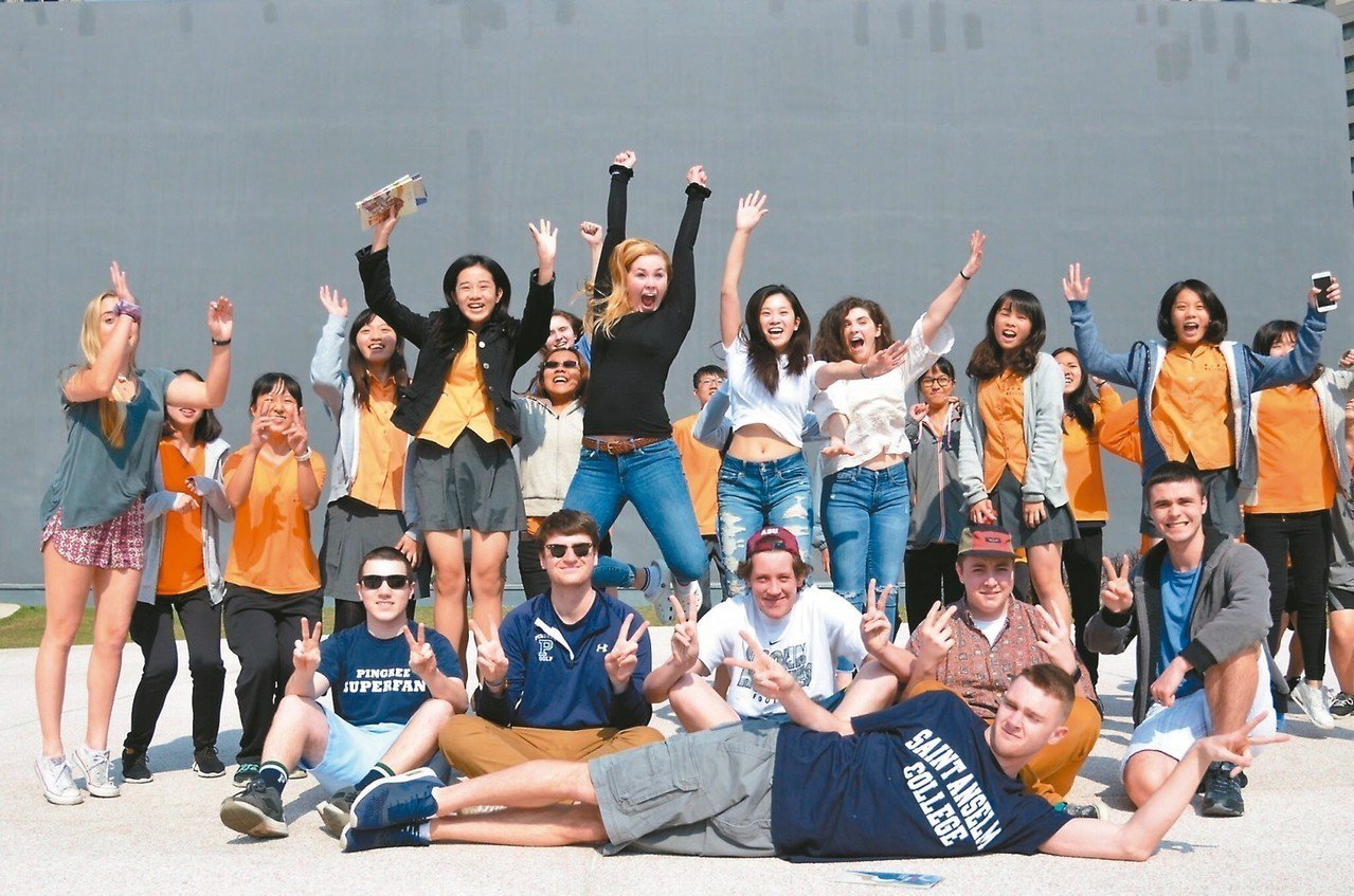 台中市教育局推動國際教育深化,將多舉辦交流互訪活動。 圖/台中市教育局提供
