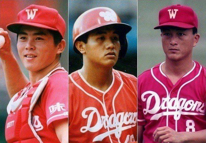 葉君璋、黃煚隆、張泰山三人過去在中職資歷豐富,光是奪冠次數相加就有18次。