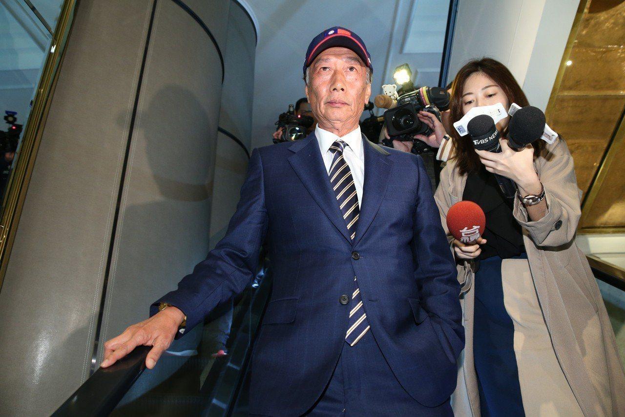 鴻海近期來股價持續走高,今日在郭台銘考慮參與總統選舉議題發燒下,早盤跳空以以91...