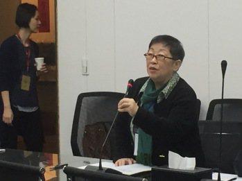 台灣歷史資源經理學會理事長丘如華也出席力挺,並致力於台灣文化資產保存,尤其木構造...