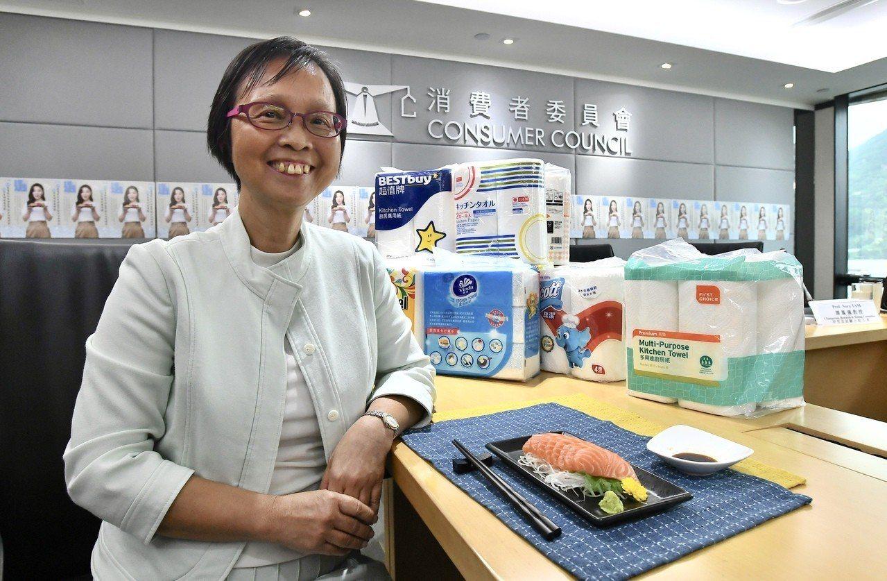消委會抽驗「元氣」「魚尚」刺身有蟲 「爭鮮」汞超標近兩倍 香港中國通訊社