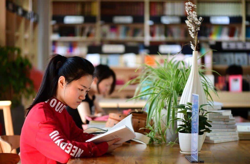 讀書無用論的本質是,學習者不具備使學習有用的能力。 圖/新華社