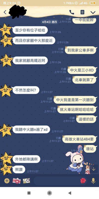 來自台中的網友,跟朋友分別到台北及高雄念書,突然發現各地對火車站簡稱都有很大的不...