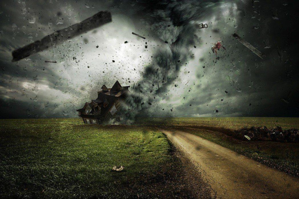 氣候變遷是全球安全和健康問題。圖/pixabay