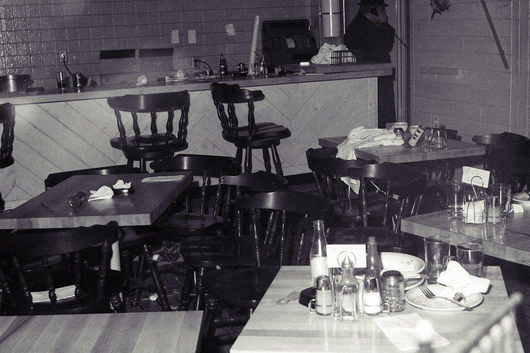 1972年出獄不久的蓋洛,就在自己的慶生會上,被波斯科派遣的槍手當場槍殺。 圖/...