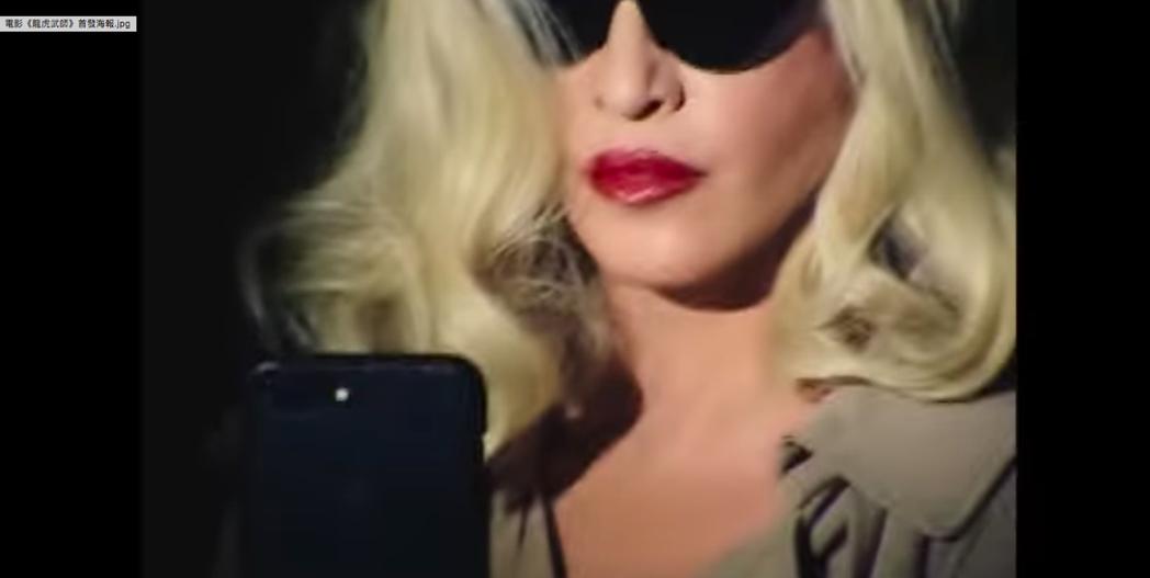 瑪丹娜準備推出新專輯。圖/摘自影片