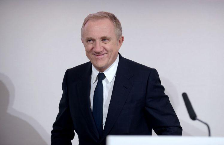 開雲集團(Kering)董事會主席兼執行長皮諾特(François-Henri ...