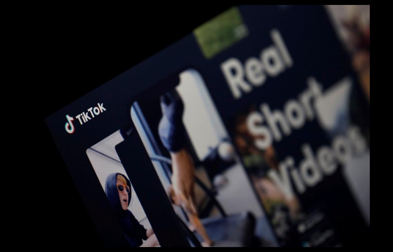 大陸知名短視頻應用軟體「TikTok」(抖音國際版),傳出已遭印度政府下架。(路...