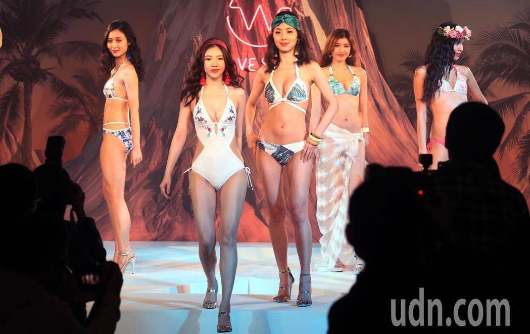有「美波神器」之稱的WAVE SHINE為亞洲女性量身打造比基尼的品牌,今年強打...
