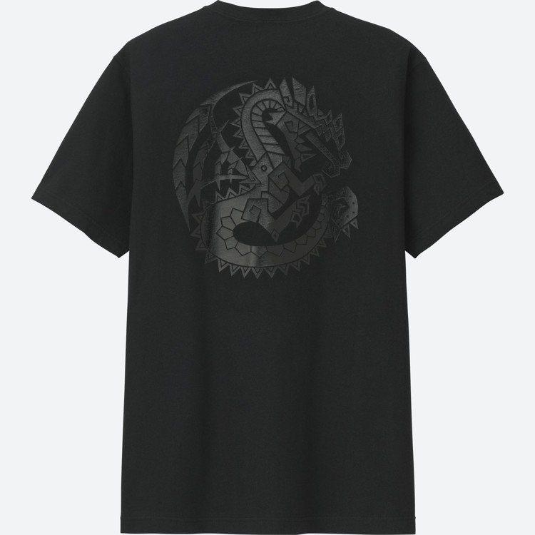 UNIQLO聯名《魔物獵人》UT,售價590元。圖/UNIQLO提供