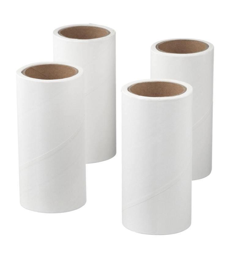 IKEA百元商店通化店的熱銷冠軍:BÄSTIS毛絮黏把補充包,售價75元。圖/I...