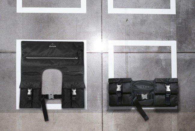 Elizabeth Diller打造具備多功能性的The Yoke包款,43,0...