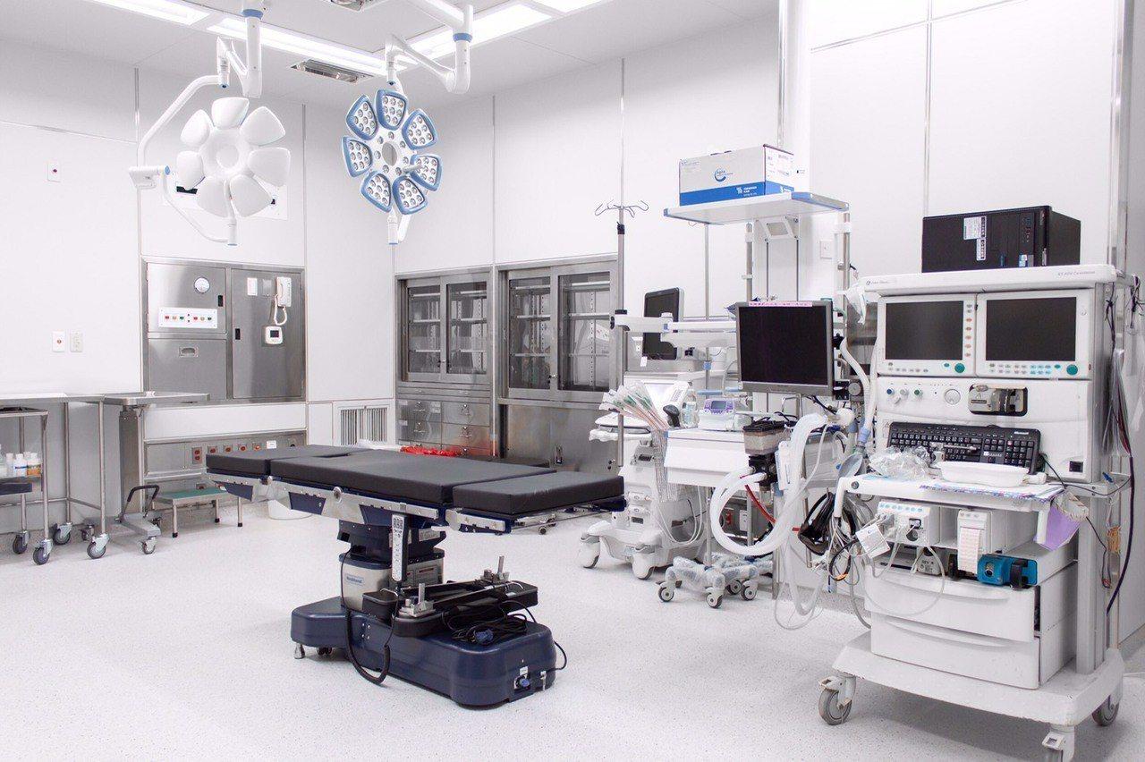 擴建完成的高雄長庚人工生殖中心,設備新穎。圖/高雄長庚醫院提供