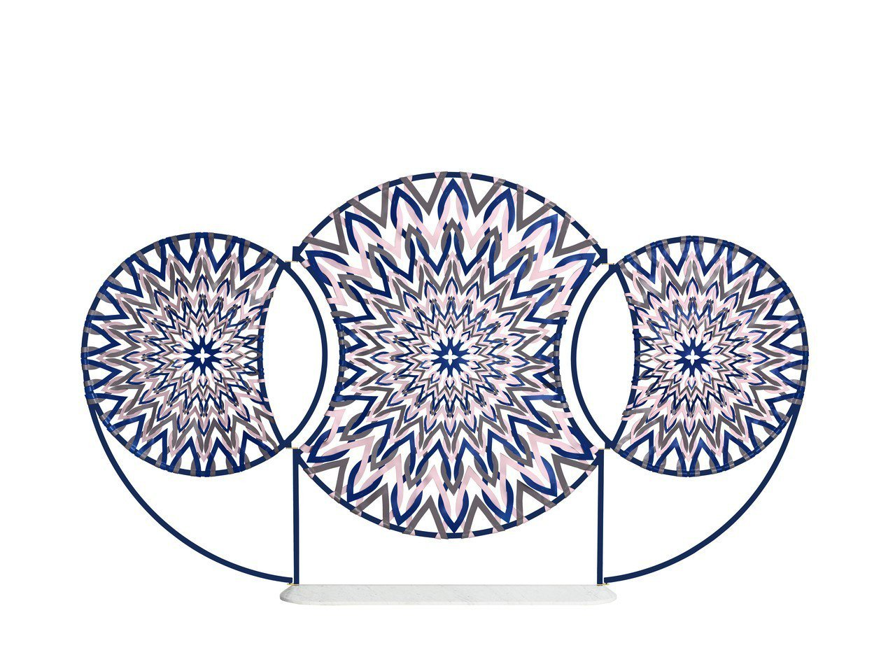 以路易威登Monogram壓紋為靈感,Zanellato/Bortotto設計的...