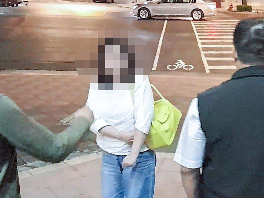 台北市一家日式料理店答姓女董座昨天下午遭擄,今天凌晨獲救。記者蔡翼謙/翻攝