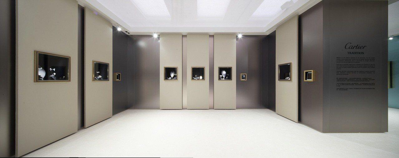 卡地亞COLORATURA高級珠寶展將於4月21日兩點至七點開放予18歲以上民眾...