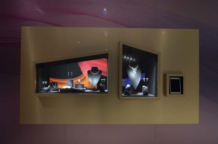 卡地亞COLORATURA高級珠寶展即日起至4月21日止於華南商業銀行總行登場。...