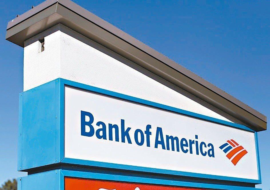 全美資產第二大銀行美國銀行(BofA)上季獲利創新高,但今年淨利息收益增幅可能只...