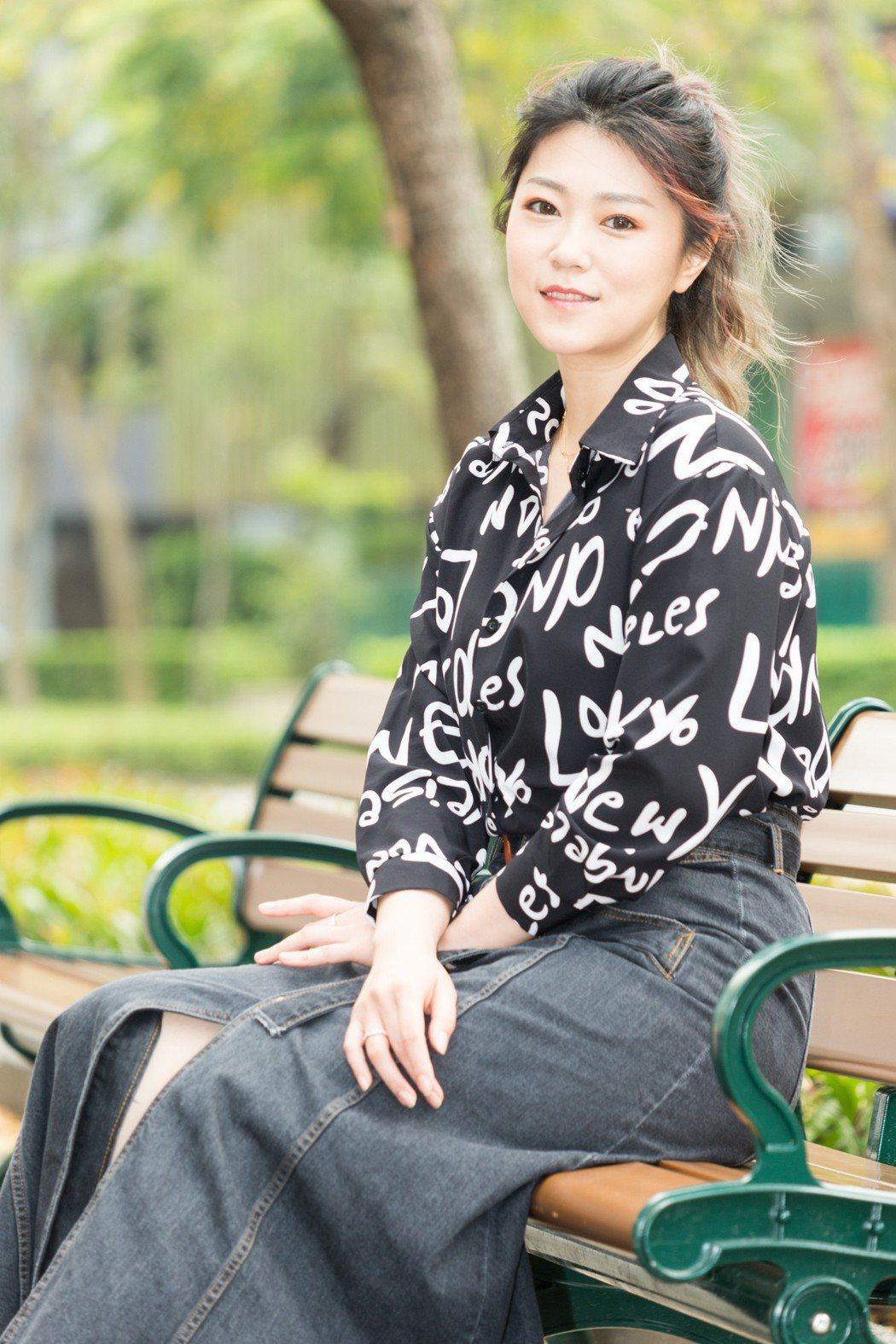 曹雅雯。記者陳立凱/攝影