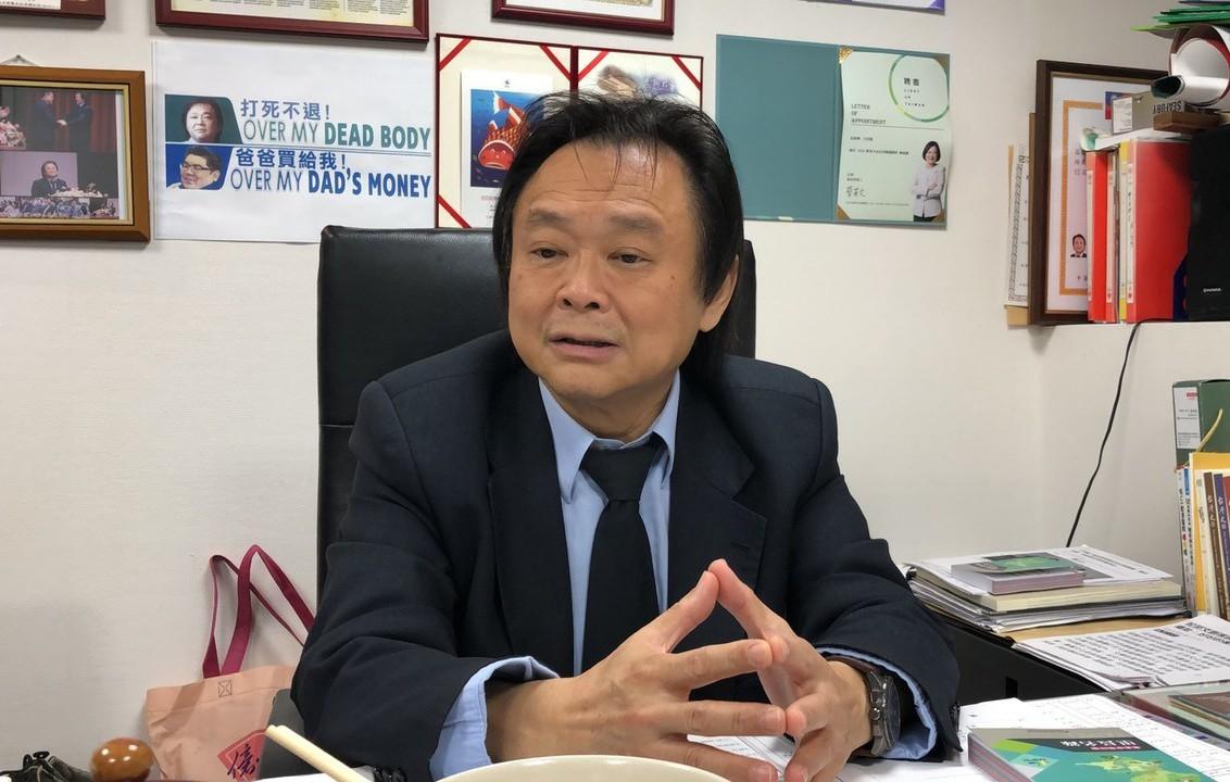 民進黨台北市議員王世堅。圖/聯合報系資料照片
