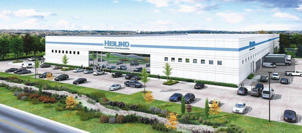赫聯電子集團位於美國的總部。 赫聯/提供