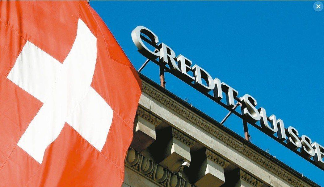 瑞士信貸銀行將斥資約新台幣28億元增資瑞信方正證券,可望成為大陸第四家外資控股券...
