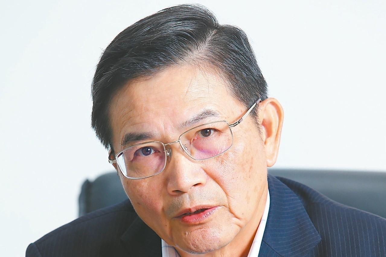 南亞科總經理李培瑛預期本季DRAM價格仍看跌。 (本報系資料庫)
