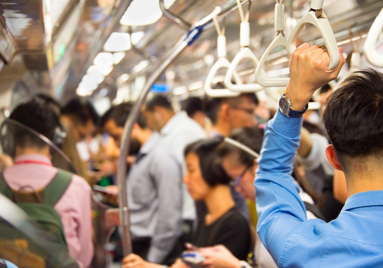 去年東南亞地區的旅客來台最多。 圖/ingimage
