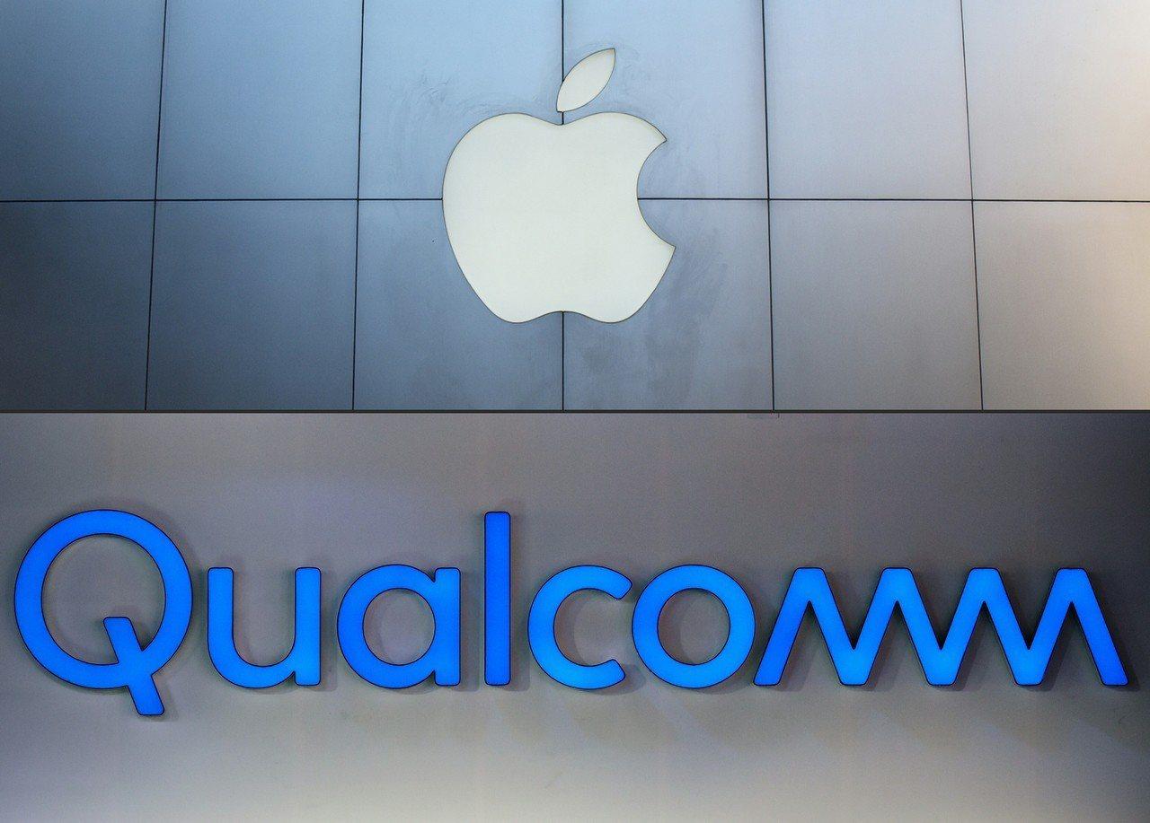 蘋果與高通專利授權爭議達成和解 法新社