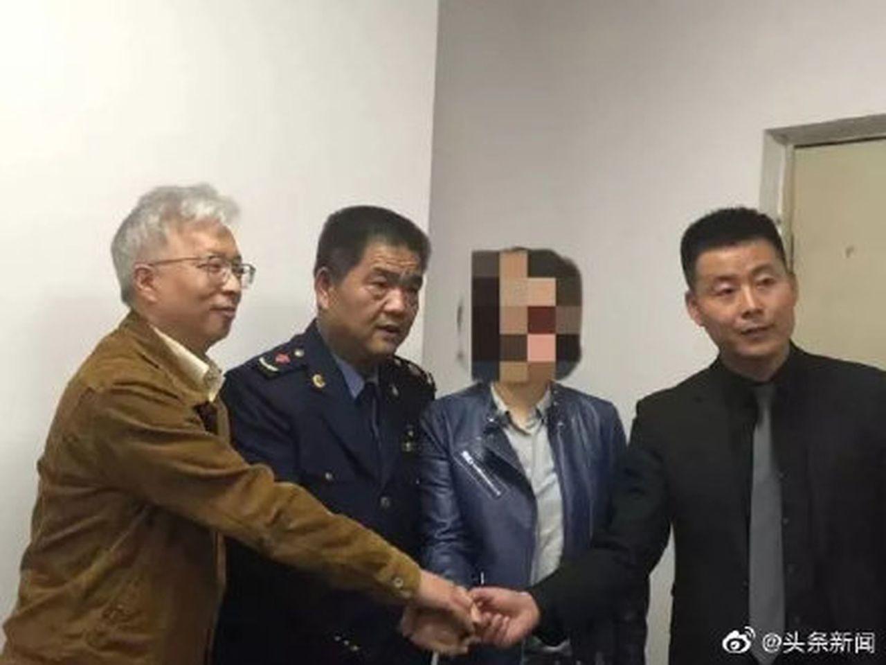 西安奔馳車4S店與女車主的購車糾紛,雙方達成和解(取材自澎湃新聞)。