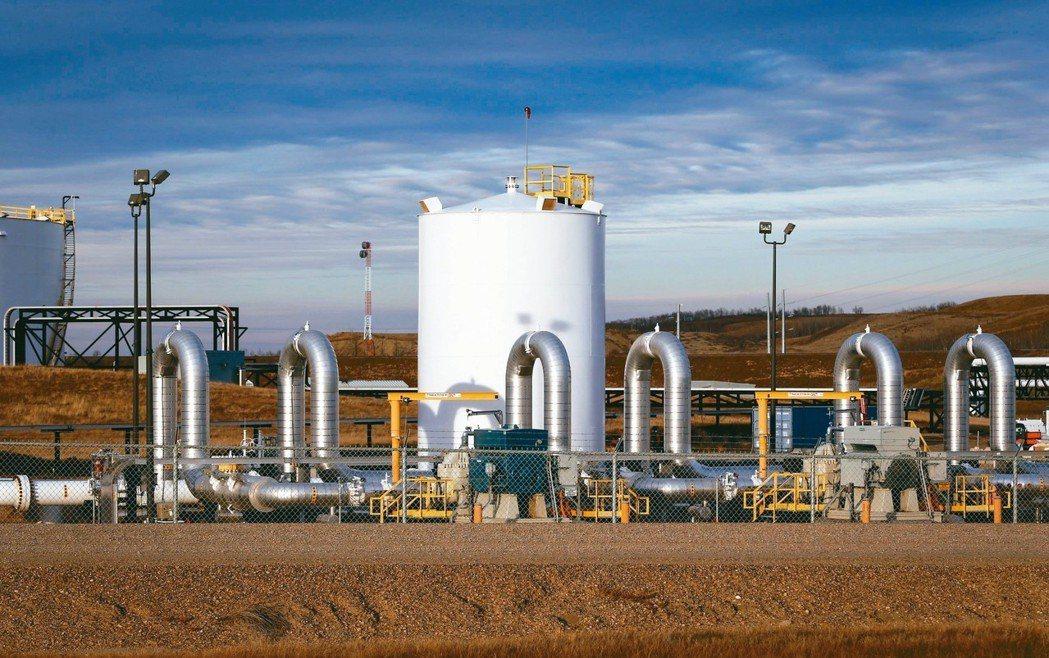 法人預估,今年能源股EPS年增達15%,居各產業之冠。 美聯社