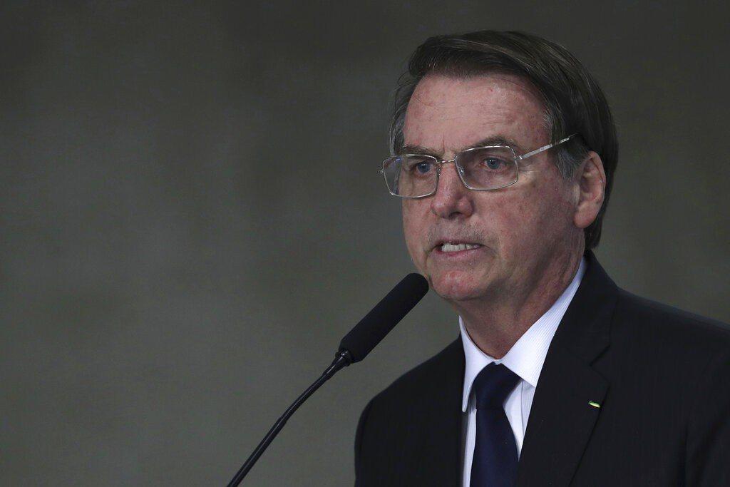 巴西總統波索納洛(Jair Bolsonaro)今天在推特發文證實巴西退出南美國...