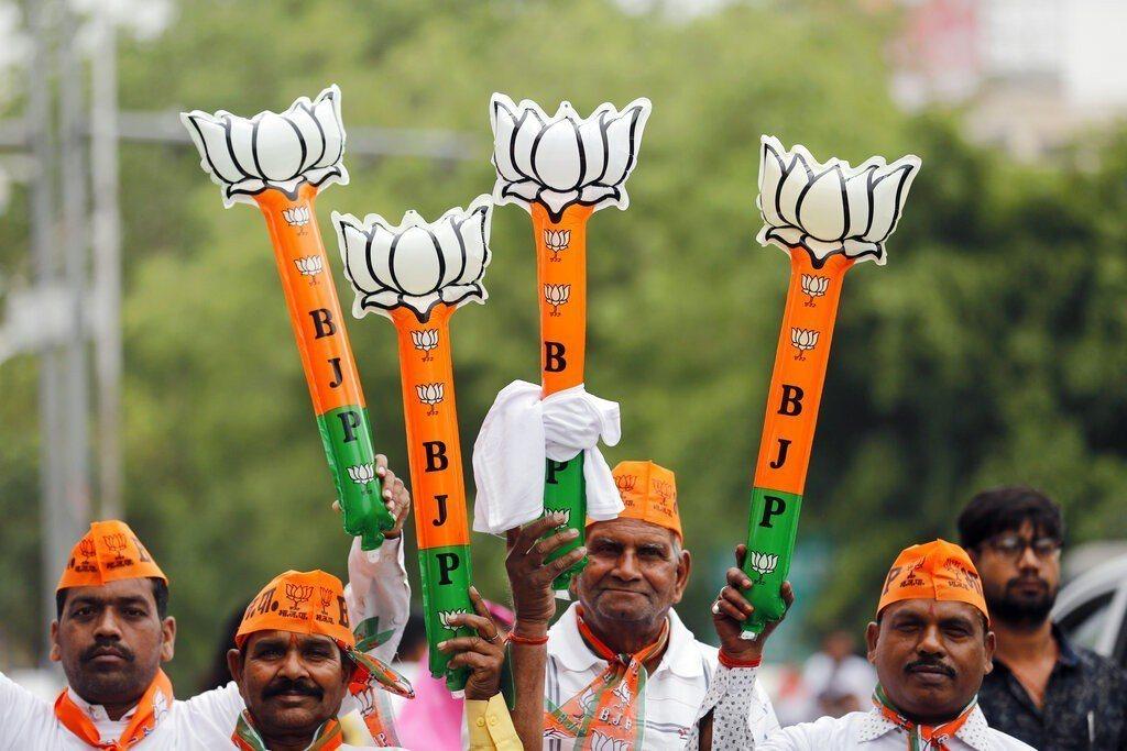 印度4月11日起展開7階段投票,整體投票結果要等到5月23日計票後才會公布。 美...