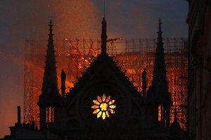 巴黎聖母院大火:從這場文化浩劫看火災發生要素與防救災策略