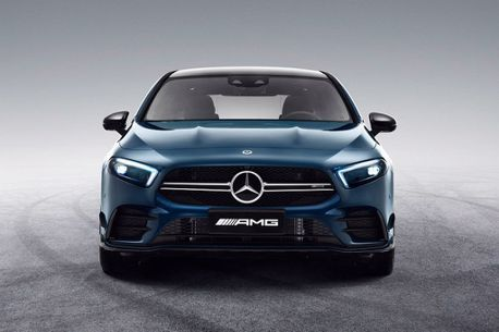 中國製AMG性能跑車!賓士AMG A 35 L 4MATIC上海車展發表