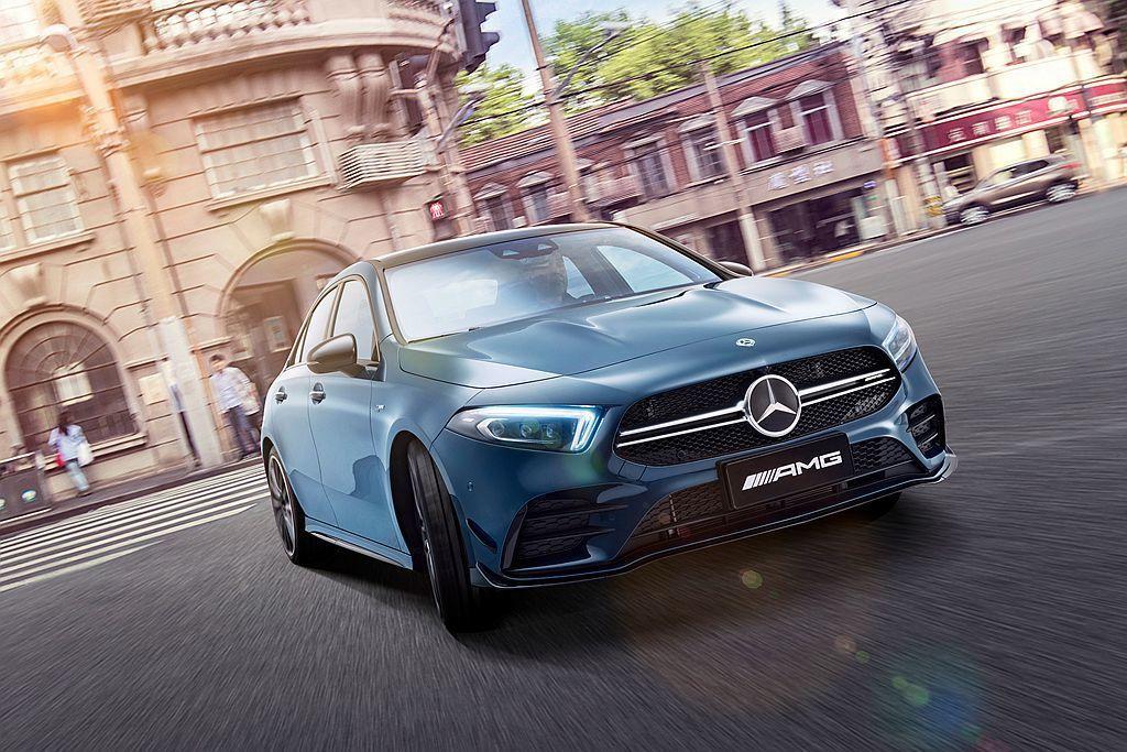 長軸版A-Class L Sedan不僅是中國市場專屬並於在地組裝生產,現在也新...