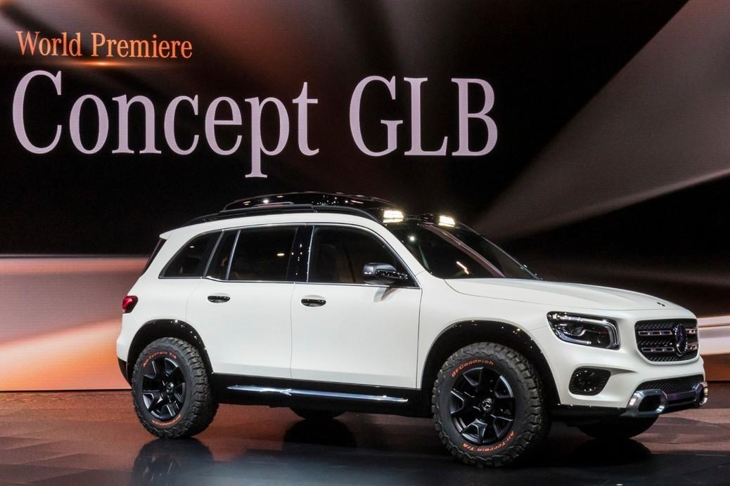 多功能七人座休旅 全新Mercedes-Benz GLB預告夏季發表!